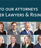19 McKinley Irvin Attorneys Recognized in 2020 Super Lawyers and Rising Stars